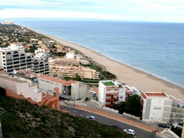 mieten in valencia cullera funktional m blierte wohnung am meer valencias mit panoramablick. Black Bedroom Furniture Sets. Home Design Ideas